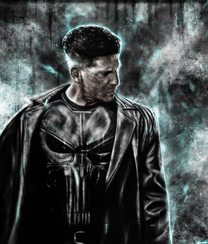 Punisher by p1xer