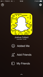 Snapchat ID by Collioni69