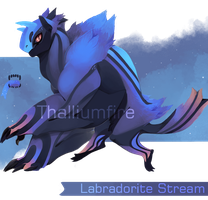 Labradorite Stream by NebNomMothership
