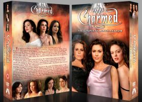Charmed Season 9 DVD Cover by ShiningAllure
