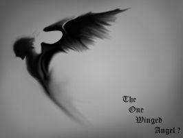 The One winged angel by Rexomniumregum