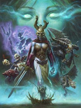 Spirit Faction by AlexHorley
