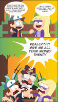 Money Is Not Everything by Febriananda