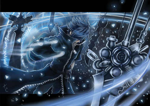Noctis by Omega-Sigh