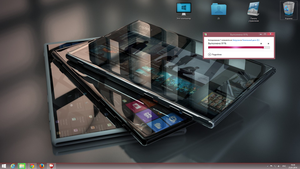 ZSmobile Theme for Win 8.1 by TermitBOSS