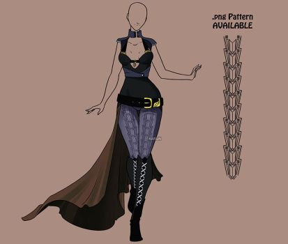 Fashion Adoptable Auction 116 - CLOSED by Karijn-s-Basement
