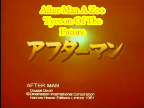 After Man A Zoo Tycoon Of The Future by ChrisM199