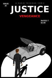 Justice: Vengeance #1 Alternate Cover by DTrinidad