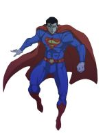 man of steel by pain16