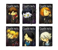 Death Note Tributes by Thiefoworld