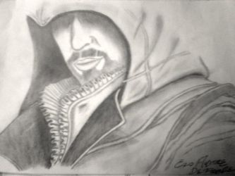 MY EZIO AUDITORE DRAWING by FuatK