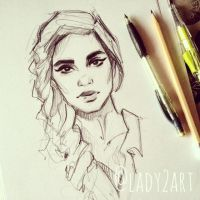 sketchy_girl. by Lady2