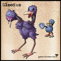 Pokemon Fusion: Glooduo