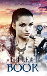 Book cover available. Warrior princess by KellieArt