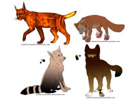 adopt sheet 3!!!! OPEN by finnicky-dragon