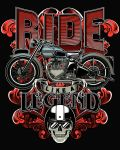 Ride like a legend. by JCMaziu