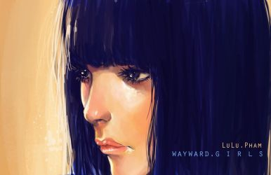 Wayward Girls: Lulu Sneak Peak by waywardgal
