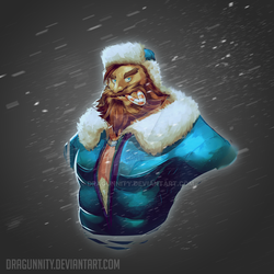 Snow Day Graves by Dragunnity