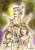 Familie van Butterfly by sunnight1