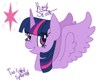 Princess Twilight Sparkle by Kristalina-Shining