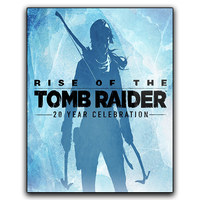 Rise of The Tomb Raider 20 Year Celebration by Mugiwara40k