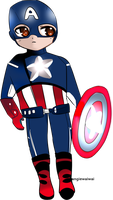 Avenger fans art gift for  raocreations by angiewaiwai