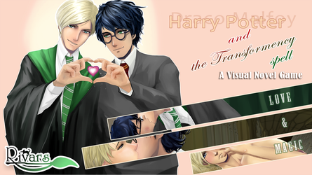 The Game: Harry Potter and the Transformency Spell by prince-kristian