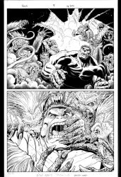 Hulk issue 9 page 3 by WaldenWong