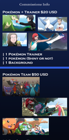 Commissions Info by All0412