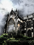 Cathedral by Destinaetus