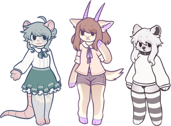 ota adopts by lunarmancy