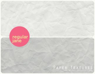 Paper Textures by regularjane