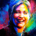 Hillary Clinton by HPRADO
