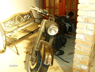 Some picture of a Motorcycle 3 by TheRandomGuy