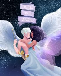 Eros and Psyche by fdevita