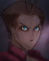 Apollo Justice -Angry Attorney by r0zuz0r