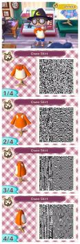 Owen Shirt - (ACNL QR Code) by RaeLogan