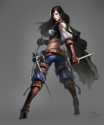 Assassin by Liang-Xing