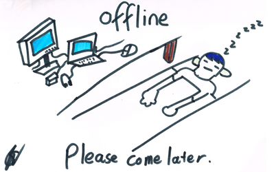 OFFLine/Offair picture by afl300