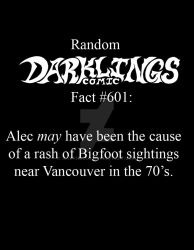 Darklings - Random Fact 601 by RavynSoul