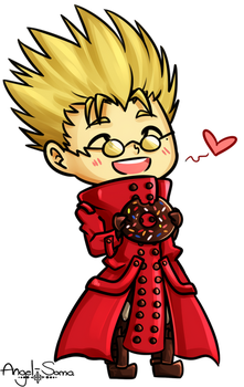 Vash by Angel-soma