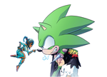Scourge and The Secret Rings? by JoeAdok