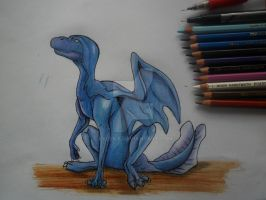 Little dragon (AT) by Eveeka