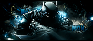 Batman - Carter Gift by RodTheSecond