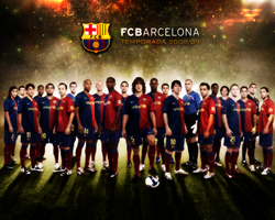 FC Barcelona team by Dany2k9