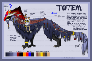 Totem Refrence by Yechii
