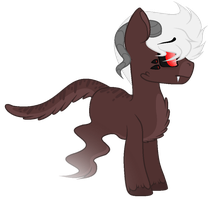 Old MLP OC Adopt (CLOSED, comes with arts) by CrazyAya