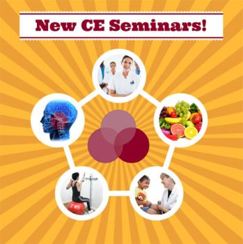 New CE Seminars Sunburst Graphic by rlcamp