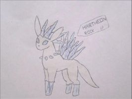 pokemon eeveelutions hartheon by puticron