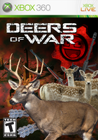 Deers of War by LCom